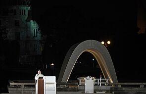 Nagasaki: papież upamiętnił też męczeństwo polskiego jezuity