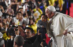 Franciszek w Tokio: Głośmy Ewangelię życia!