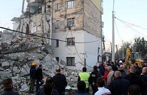 Co najmniej 14 zabitych, 600 rannych w trzęsieniu ziemi w Albanii