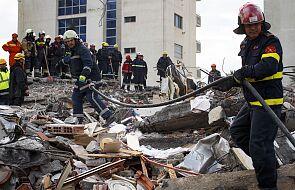 Albania: do 40 wzrosła liczba ofiar śmiertelnych trzęsienia ziemi