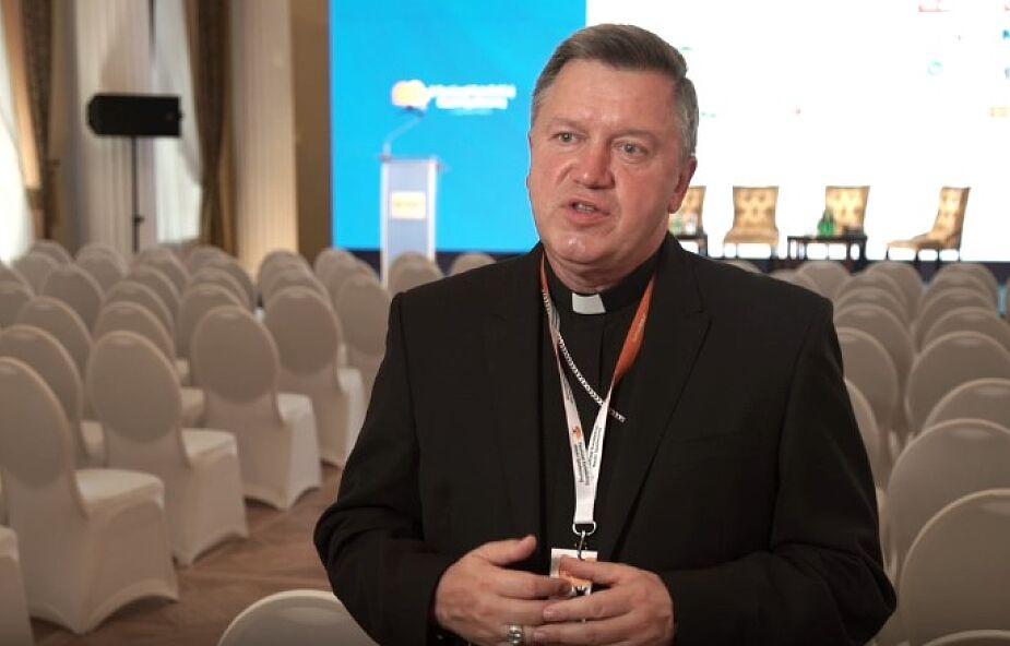 Abp Kupny będzie prowadził rekolekcje adwentowe na Twitterze