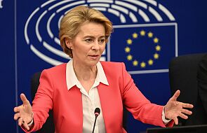 Von der Leyen przeprowadza się do gmachu KE; Juncker zachowa część przywilejów