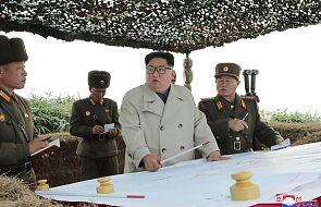 Armia Korei Płd.: Korea Północna wystrzeliła dwa pociski