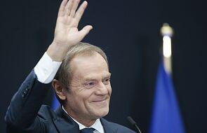 Donald Tusk żegna się w Radą Europejską; zapowiada, że będzie bardziej obecny w Polsce