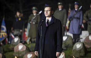 Morawiecki: powstanie listopadowe powinno być przestrogą przed błędami
