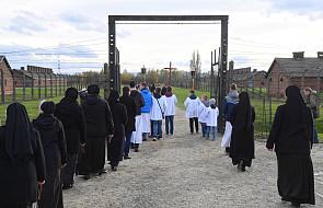 W intencji ofiar obozów i łagrów modlono się w b.Auschwitz II-Birkenau