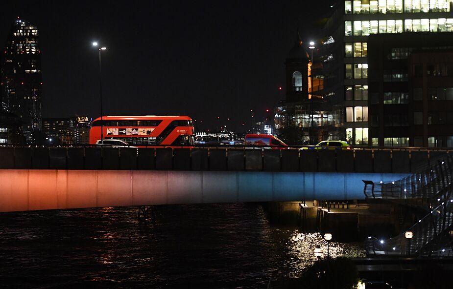 Brytyjska policja: sprawca ataku w Londynie był skazany za terroryzm