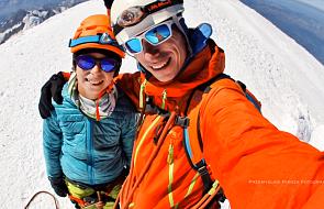 Ma 12 lat i pobił rekord świata w ski-alpinizmie. Poznajcie Aleksandra, który wspólnie z tatą zdobył najwyższą górę Europy