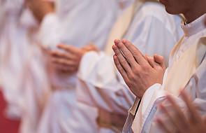 Spadek liczby kandydatów do kapłaństwa w Polsce