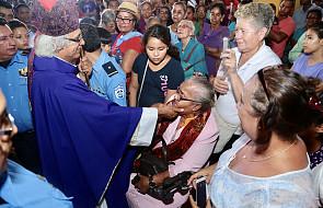 Społeczeństwo Nikaragui jednoczy się wokół Kościoła