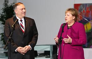 Angela Merkel dziękuje USA za wsparcie przy zjednoczeniu Niemiec