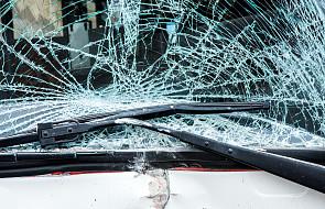 Niemcy: wypadek polskiego autokaru koło Hamburga - 13 rannych