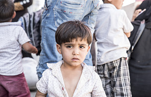 """Syria: program pomocy dla """"dzieci dżihadystów"""""""