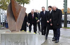 Niemcy: prezydent Duda na obchodach 30. rocznicy upadku muru berlińskiego