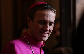 Dziś został wyświęcony najmłodszy biskup