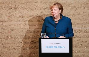 Niemcy: Merkel wezwała do przeciwstawienia się nienawiści