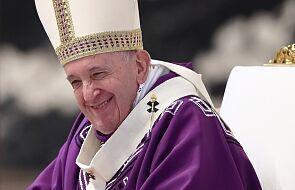 Franciszek: nie stawajmy się noblistami narzekania, ale dostrzeżmy czułość Boga