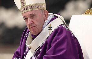 Papież modli się za proboszczów z argentyńskich slumsów, chorych na COVID-19