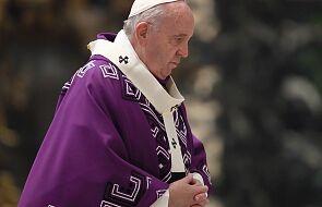 Franciszek zaapelował o położenie kresu przemocy w Mjanmie