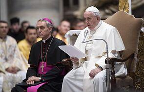 Papież: Kościół na Ukrainie został wyzwolony z długiego ucisku sowieckiego reżimu