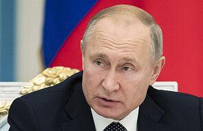 Putin oskarżył Parlament Europejski o wypaczanie historii II wojny światowej