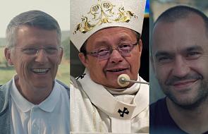 Spotkanie z Bratem Markiem z Taizé, abp. Rysiem i Piotrem Żyłką w Łodzi