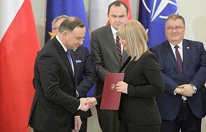 Prezydent Andrzej Duda powołał siedmiu nowych członków RDS