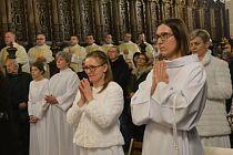 Osiem kobiet ślubowało dziewictwo na Wawelu. Poświęcą całe swoje życie Jezusowi
