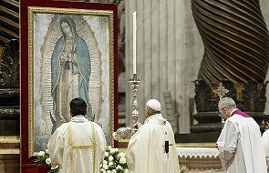 Franciszek: Maryja jest metyską
