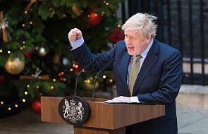 W. Brytania: Johnson dziękuje wyborcom z północy Anglii za poparcie konserwatystów
