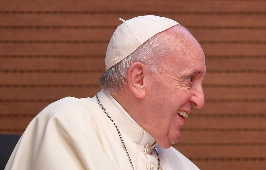 Papież skierował szczególne podziękowania dla jezuitów za ich pomoc imigrantom i uchodźcom