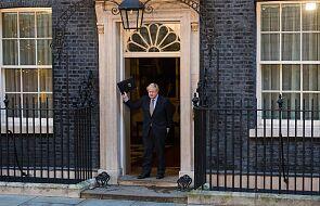 W.Brytania/Media: po brexicie Johnson przeprowadzi duże zmiany w rządzie