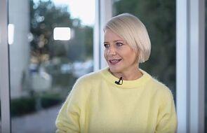 Małgorzata Kożuchowska: macierzyństwo dało mi prawdziwe poczucie sensu
