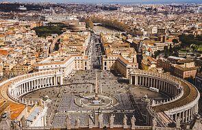 Rzym: krzyż miłosierdzia namalowany przez więźniów odwiedzi zakłady karne