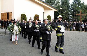 Ofiary katastrofy domu w Szczyrku spoczęły na miejscowym cmentarzu