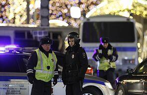 Rosja: strzelanina przy siedzibie FSB w Moskwie oceniana jako akt terroru