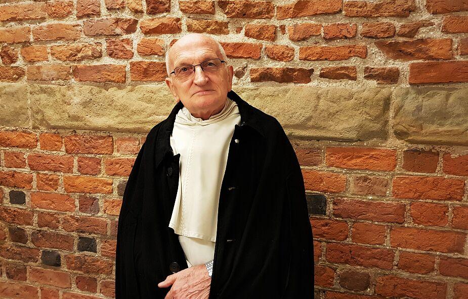 Józef Puciłowski OP: jesteśmy w okresie sprzątania w Kościele [WYWIAD]