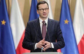 Premierzy Polski i Hiszpanii pozdrowili z Madrytu polskich kibiców