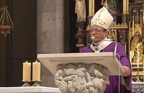 Abp Grzegorz Ryś: Kościół to zbieranina grzeszników, począwszy od tych przy ołtarzu