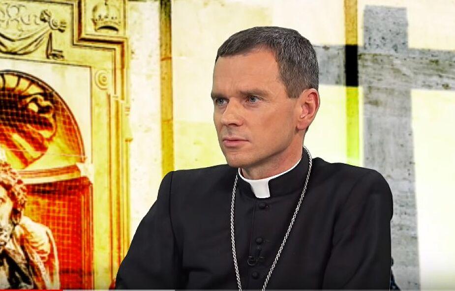 Bp Milewski do seminarzystów: wszelkie nadużycia szkodzą Kościołowi