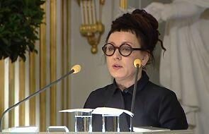 Olga Tokarczuk napisała opowiadanie będące częścią akcji społecznej