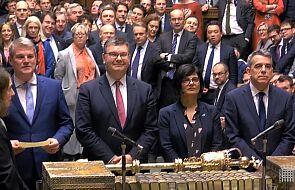 W. Brytania: Izba Gmin poparła w pierwszym głosowaniu ustawę w sprawie brexitu