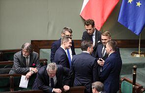 Sejm uchwalił nowelizację ustaw sądowych