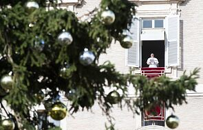 Watykan: program uroczystości z udziałem papieża w okresie Bożego Narodzenia