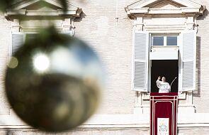 Papież Franciszek przewodniczy pasterce w bazylice Świętego Piotra
