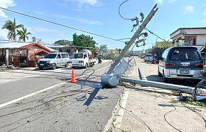 Filipiny: co najmniej 13 ofiar śmiertelnych tajfunu Phanfone
