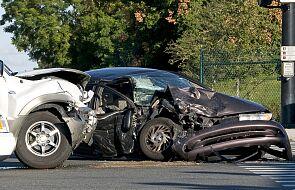 KGP: w pierwszy dzień świąt 36 wypadków drogowych; zginęły 3 osoby