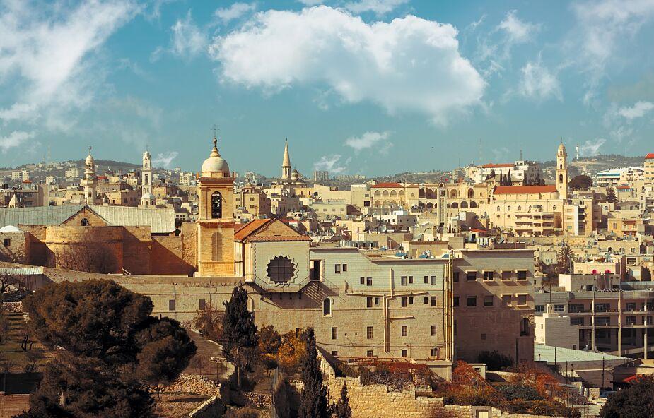 Wyjątkowe święta w Betlejem. Do Ziemi Świętej po kilkunastu wiekach wróciła relikwia