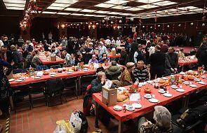 Wspólnota św. Idziego: 300 tys. bożonarodzeniowych obiadów