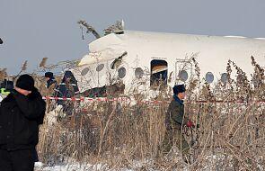 Kazachstan: papież wyraża współczucie ofiarom wypadku lotniczego